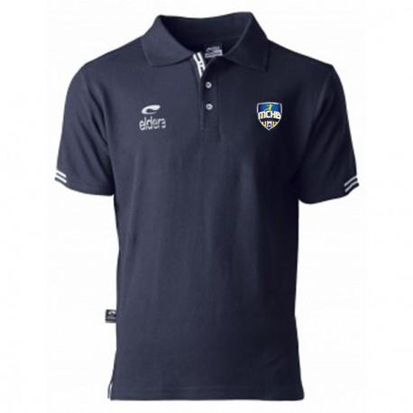 Polo SAO Marine + Logo Club